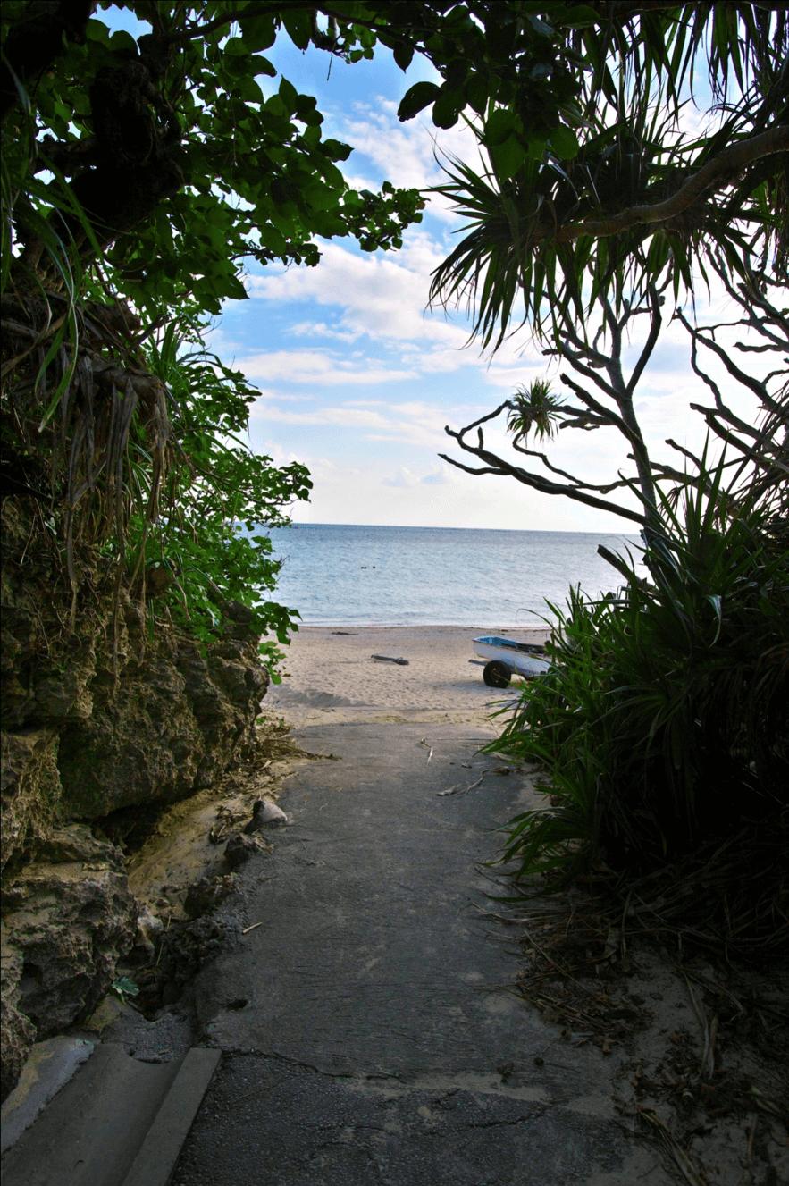 新原ビーチ | 沖縄観光情報ガリンペイロ