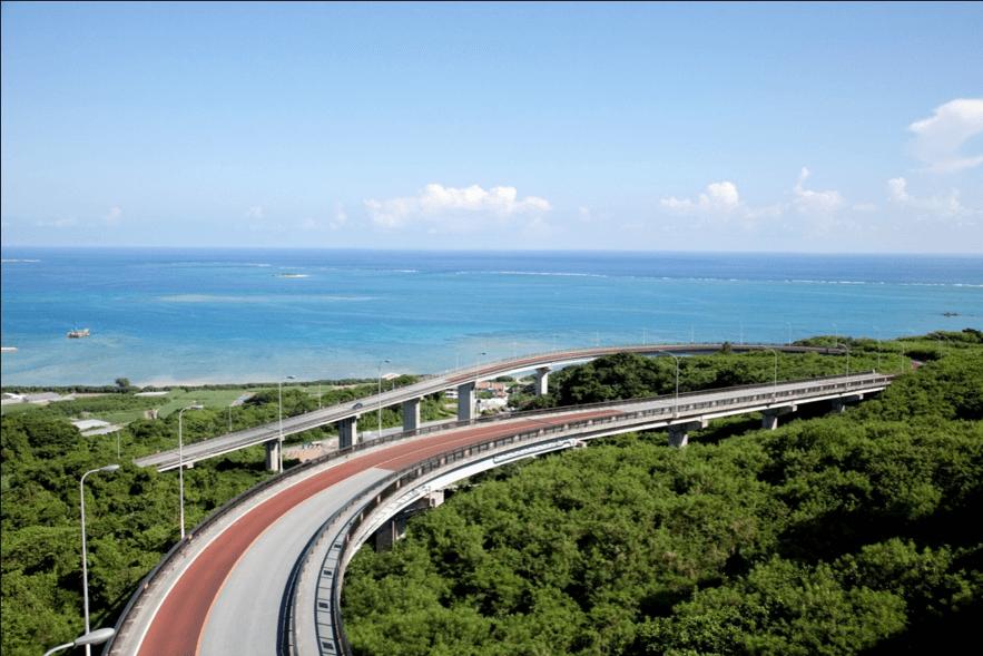 ニライカナイ大橋 | 沖縄観光情報ガリンペイロ